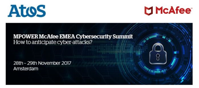 MPOWER, McAfee Cybersecurity Summit 2017