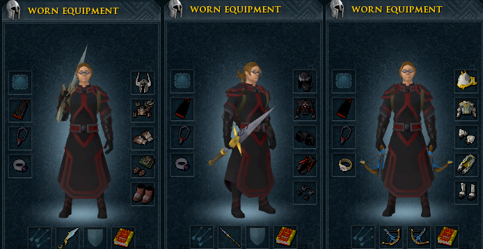RS3 - Worn equipment