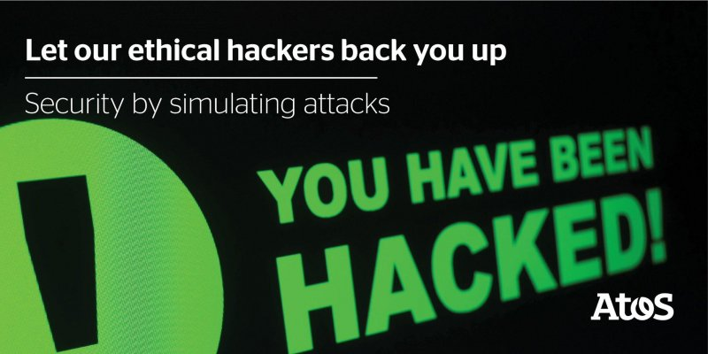 Atos' Nordic Cyber Defense Center is a team of #EthicalHackers that use their skill and experience to protect, attack and solve. - https://okt.to/PNQGJv