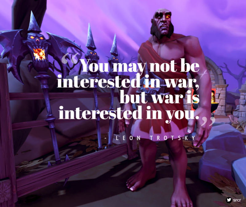 You may not be interested in war #rs3
